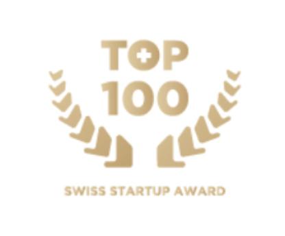 Top 100: Swiss Startup Award